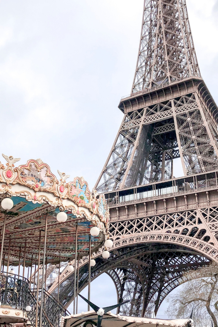 Planning a trip to Paris? This ultimate guide will show you all the landmarks and Instagram spots of Paris. Featuring a downloadable map showcasing it all! #travel #paris #france #Instagrammable #ParisGuide #travelguide