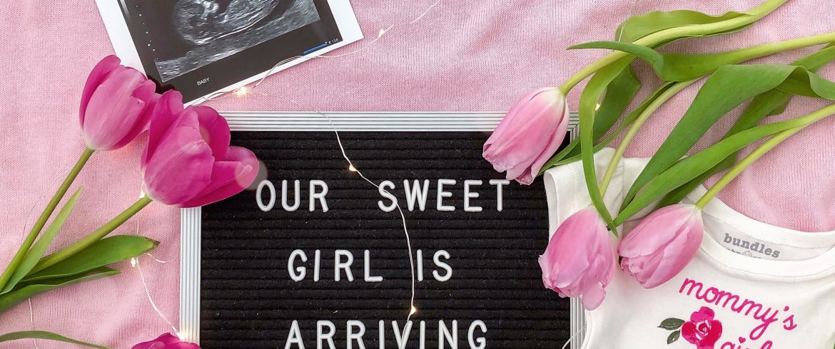 SURPRISE! I'M PREGNANT – BABY REVEAL