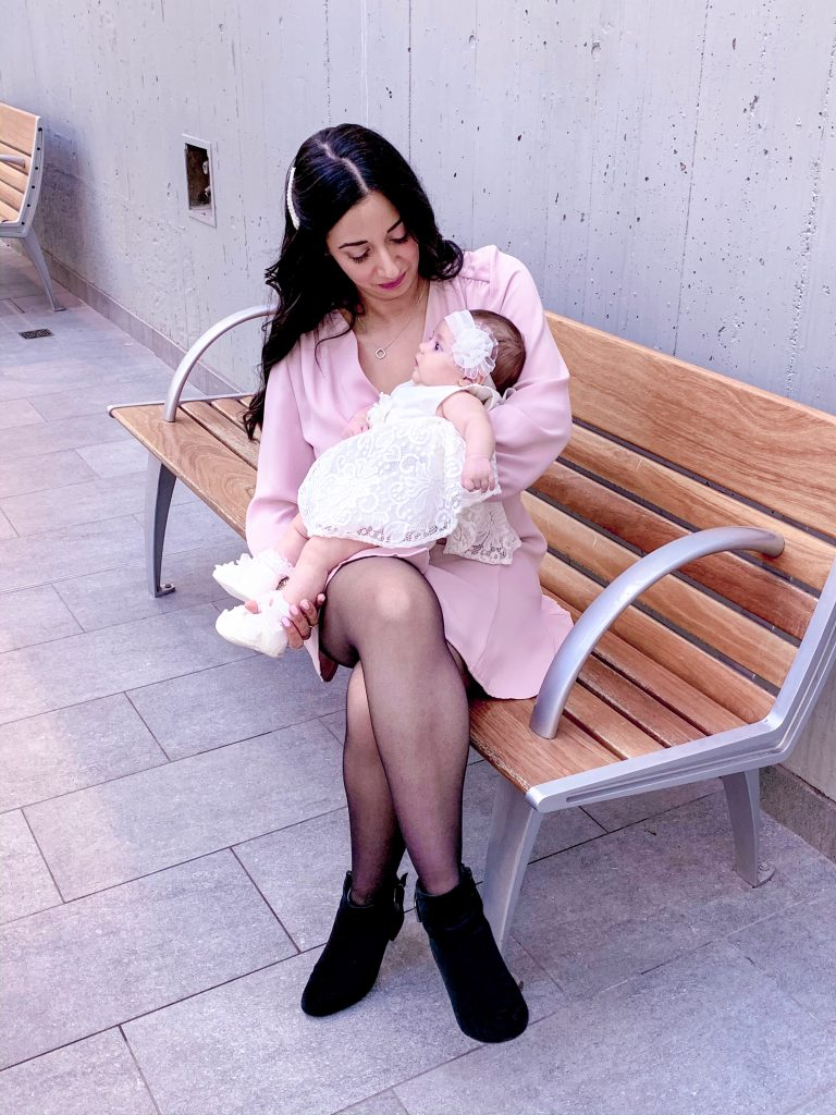 Life update - what my life is like now with a newborn and how I am dealing with it all. No one really prepares you for motherhood. #motherhood #newborn #baby #babygirl