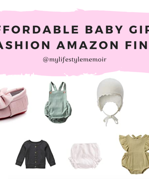 Looking for affordable baby girls' clothes that are also stunning? Look no further! I have curated my favorite Amazon baby girl finds and they will not disappoint. #babyclothes #babygirl #babyfashion #amazonfinds #bohostyle #babyboho